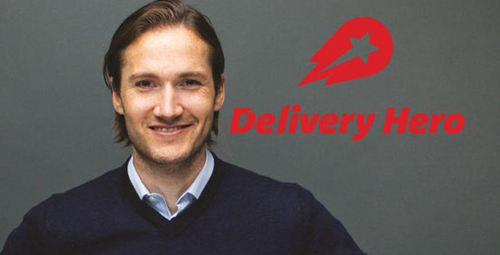 Breakit - Matleveranser stekhett – Delivery Hero tar in en miljard i riskkapital