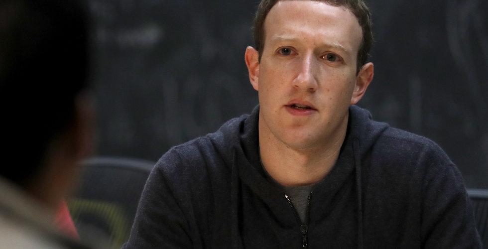 Breakit - Brittiska politiker kräver Facebook-grundaren Mark Zuckerberg på svar