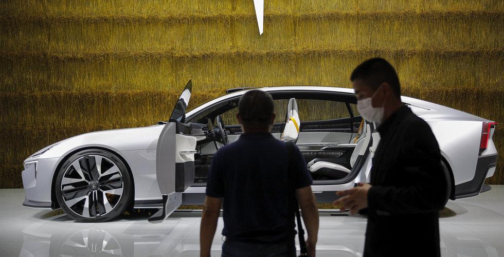 Tungt bakslag för Polestar – tvingas återkalla tusentals bilar
