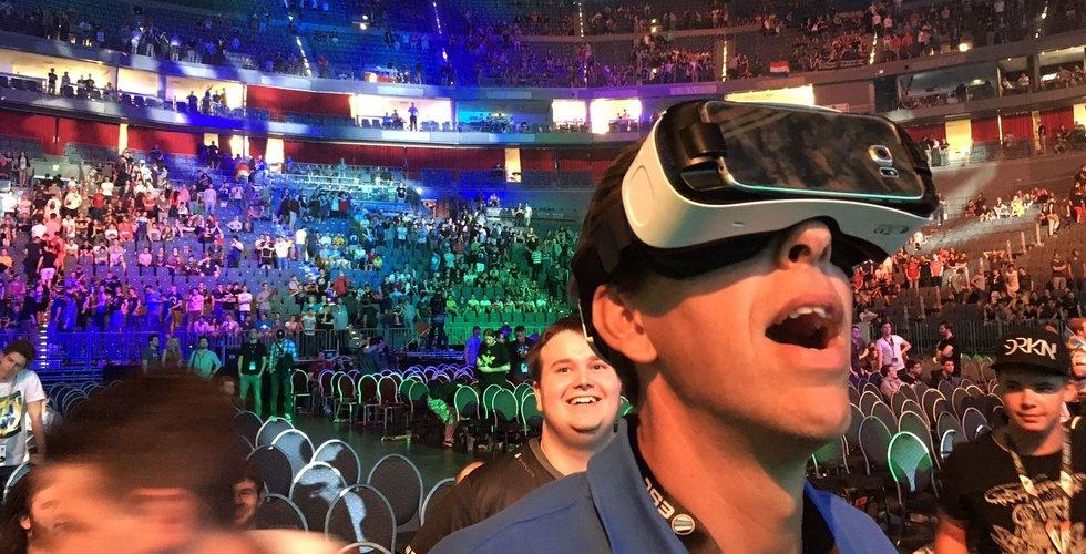 Breakit - VR-startupen Wonderworld landar avtal med världens största e-sportliga