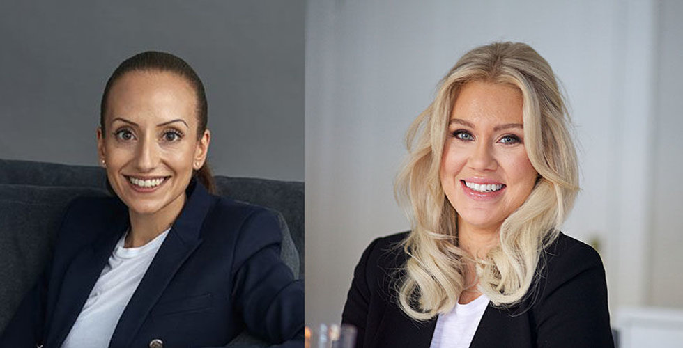 Ellos inleder mångmiljonsamarbete med Isabella Löwengrip