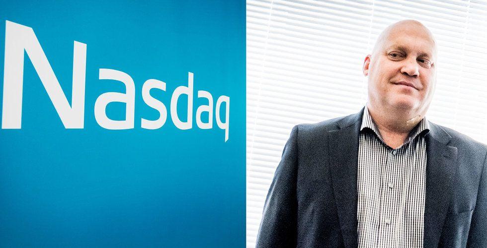 """Breakit - Stockholmsbörsen om Fingerprint: """"En anmärkningsvärd och allvarlig händelse"""""""