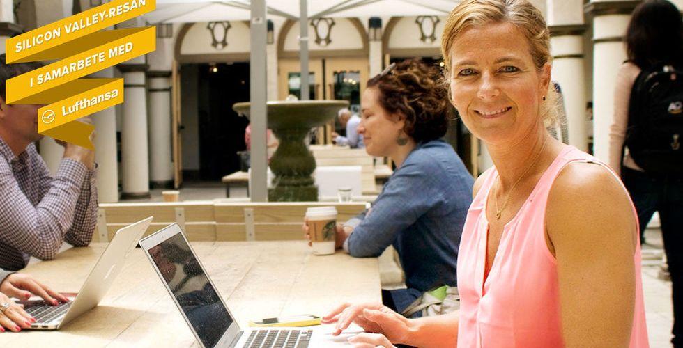 Breakit - Yvonne Ericsson tar kungligheter och storföretag på techturism