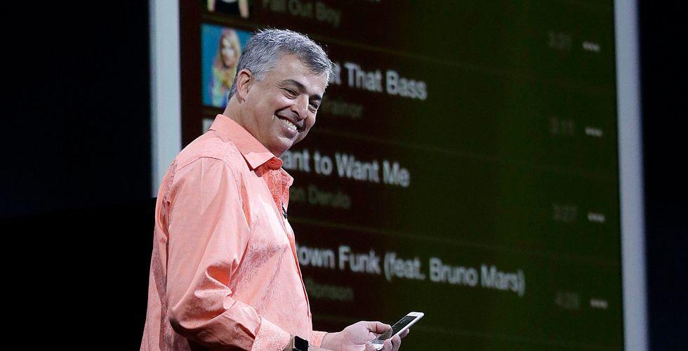 Breakit - Uppgifter: Toppchef på Apple har lagt fram ett bud på Time Warner