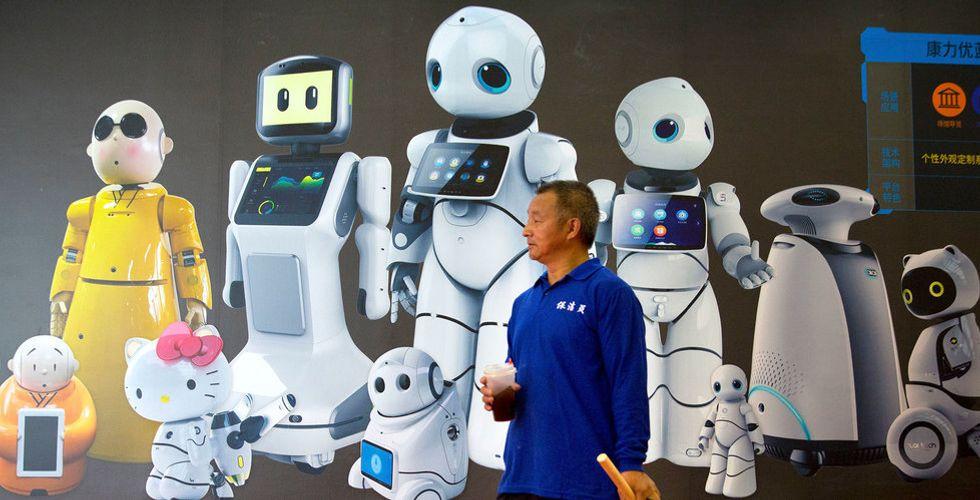 Jobben som robotar kan ta – eftersom att vi litar på dem