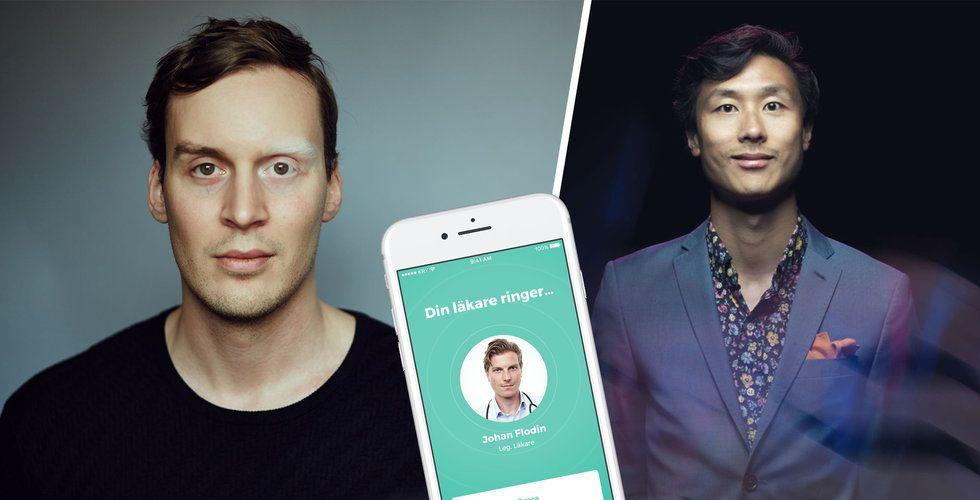 Kry köper upp appbolaget Hello Shim