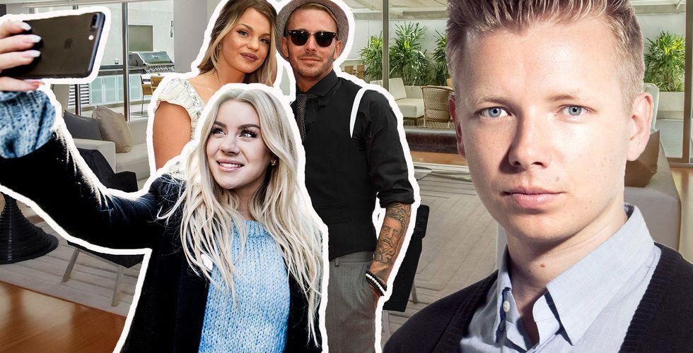 När Joakim och Jonna Lundell leker Big Brother dreglar mediehusen av avund