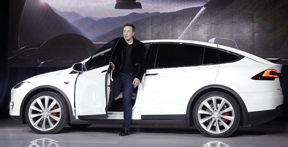 """Hedgefondförvaltare: """"Tesla liknar Lehman Brothers"""""""