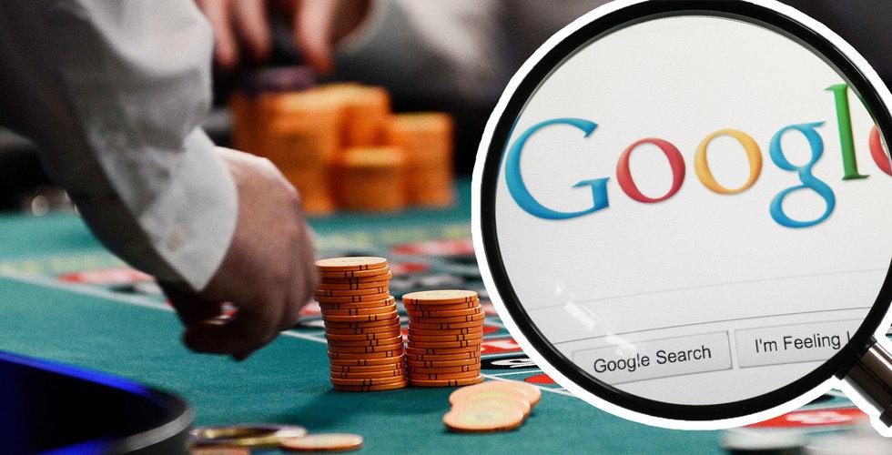 Google öppnar för svensk spelreklam – men Catena Media och Raketech stängs ute