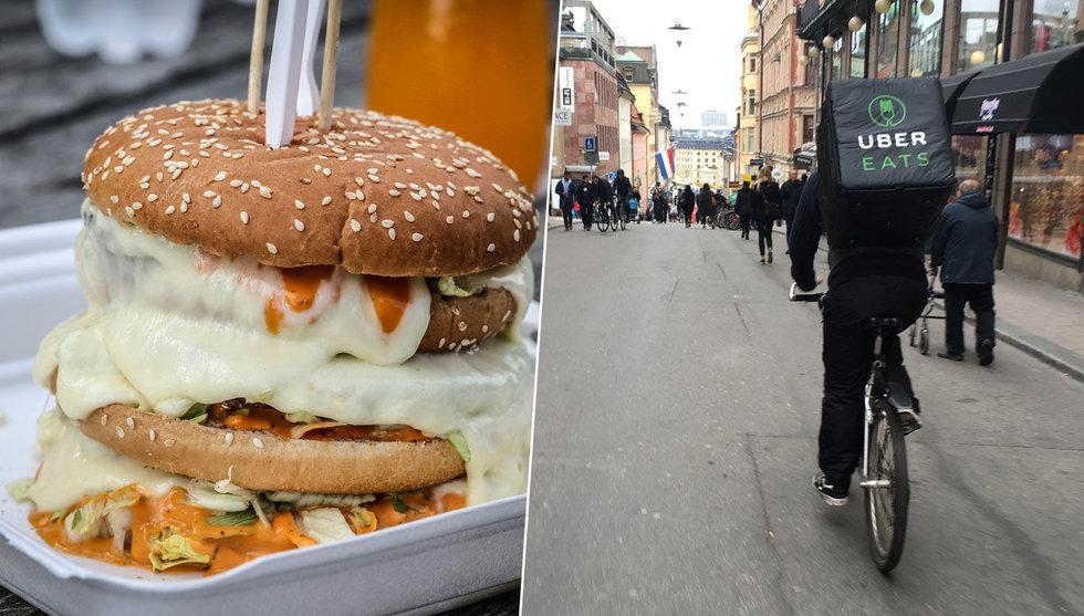 Breakit - Bekräftat: Nu inleder Uber sitt matkrig på Stockholms gator