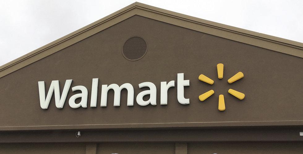 Walmart tar bort e-cigaretter från sortiment