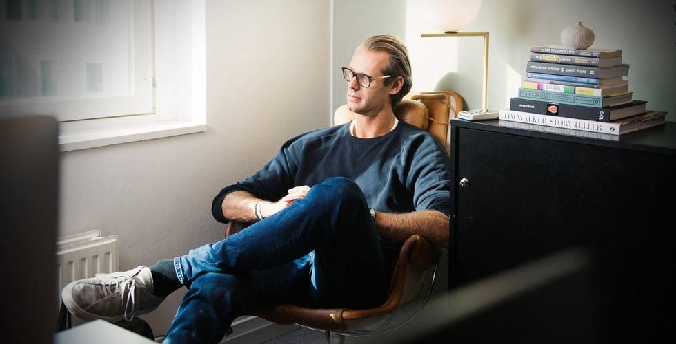 Izettle-grundaren Jacob De Geer kliver ur styrelsen – hen tar över platsen