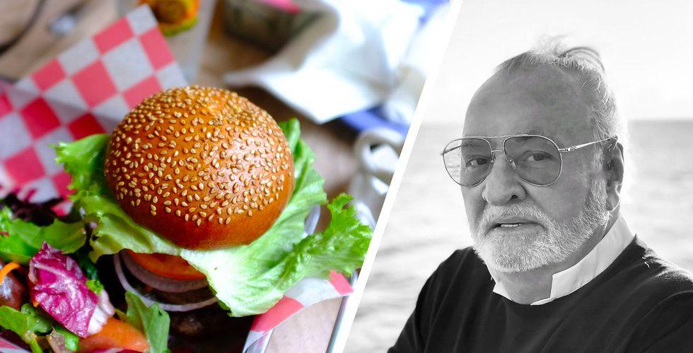 Max-grundaren Curt Bergfors satsar på hållbar mat – lägger en halv miljard