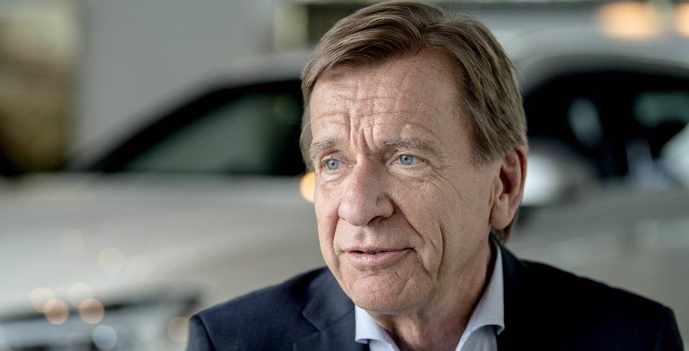 Volvo Cars stämmer Autoliv på 51 miljoner kronor