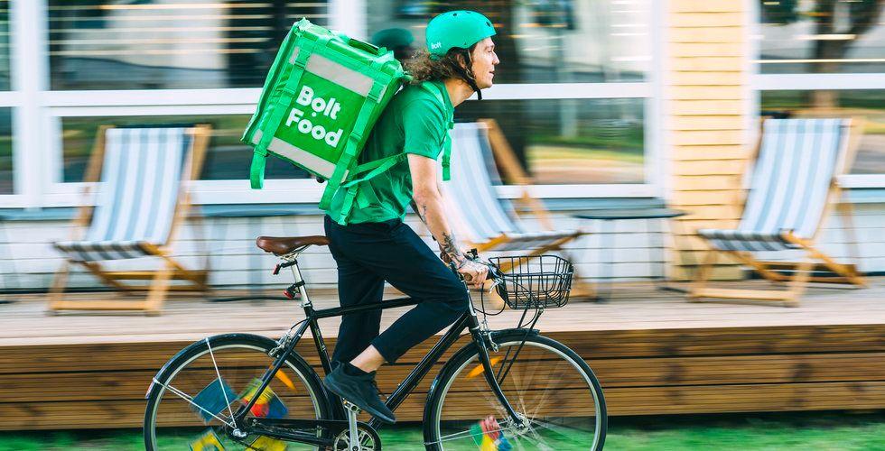 Uber-utmanaren Bolt ger sig in i matkriget