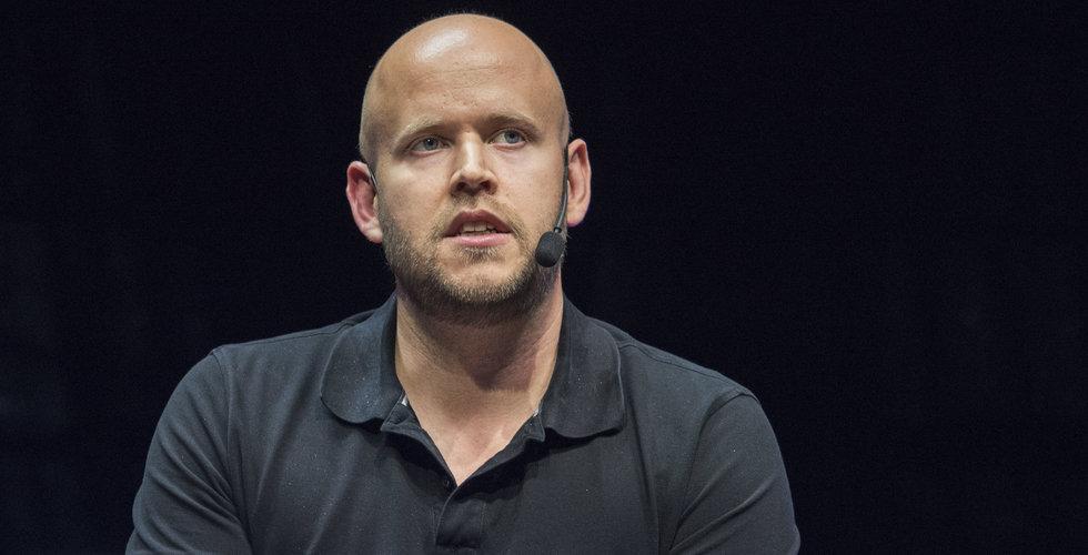 Breakit - Spotify: Vi kommer att spränga 50-miljardersvallen (tror vi)