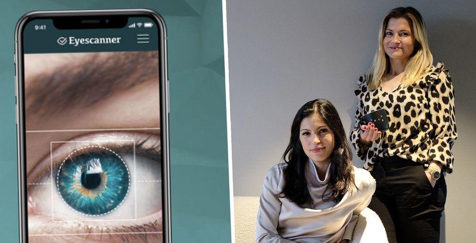 Ex-polisens Stefanie Najafi affärsidé – appen som ser om du är drogpåverkad (och gör en rättvis koll)