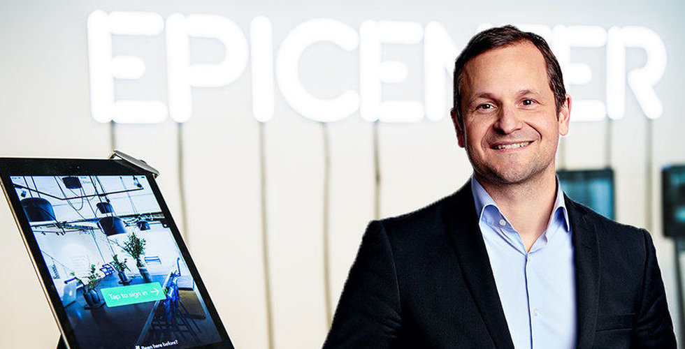 Epicenter öppnar i Amsterdam i maj
