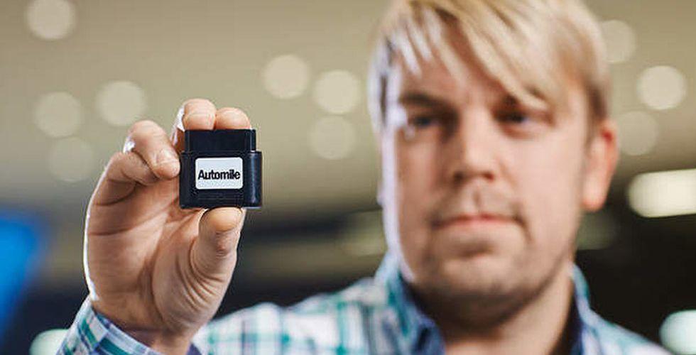 Jens Nylanders bil-startup Automile växer med 300 procent