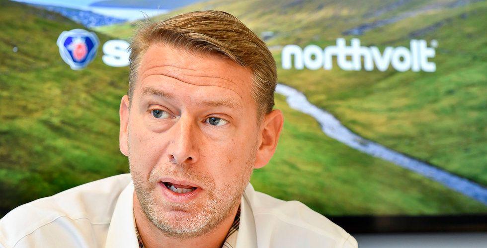 Håkan Samuelsson om varför Volvo cars valde bort Northvolt
