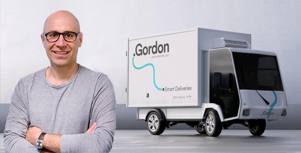 Gordon Delivery hjälper dig att få maten till dörren – nu ska Ali Ghoce erövra Europa