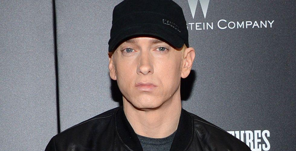 Breakit - Delar av Eminems musikkatalog kan hamna på börsen