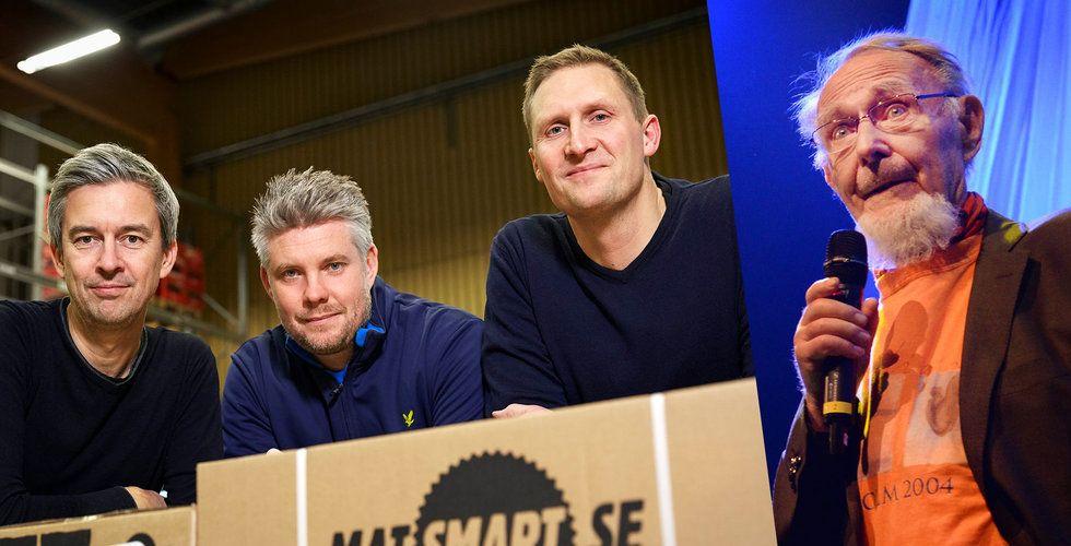 Ikea investerar i Matsmart – tar in totalt 100 miljoner kronor