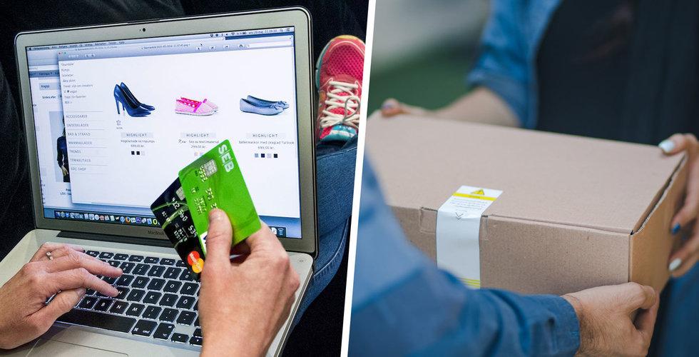 Dramatiskt besked: Postnord chockhöjer avgifterna på paket från länder utanför EU