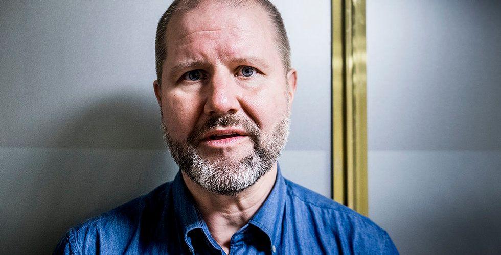 Jörgen Lantto köper aktier i Tobii