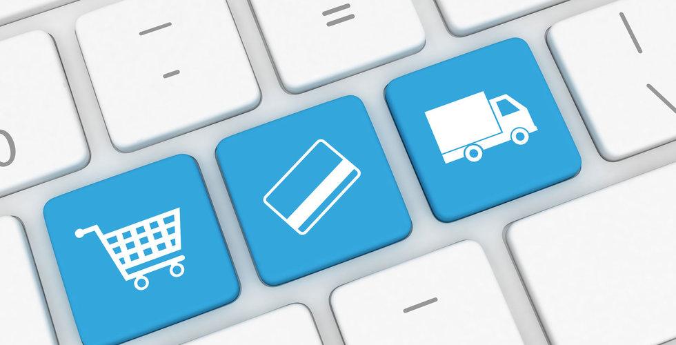 Breakit - Trots stark e-handel – svag framtidstro i detaljhandeln