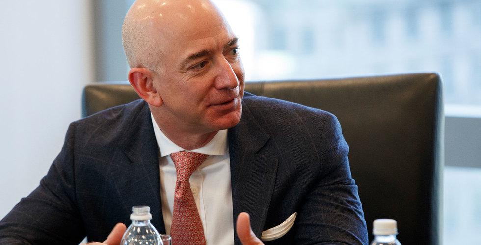 Amazon höjer minimilönen i USA och Storbritannien