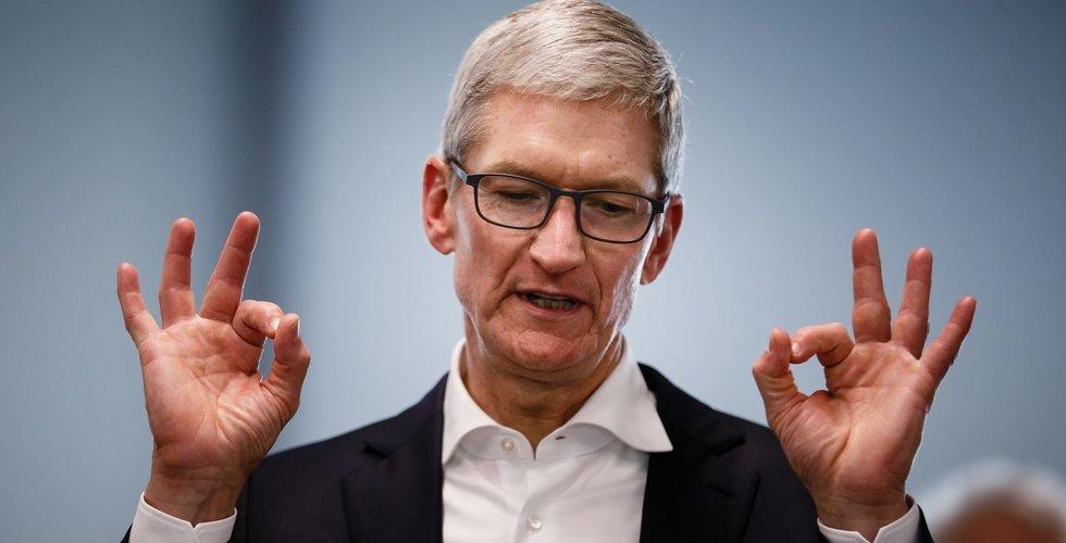 Rejäl löneökning för Apples vd Tim Cook