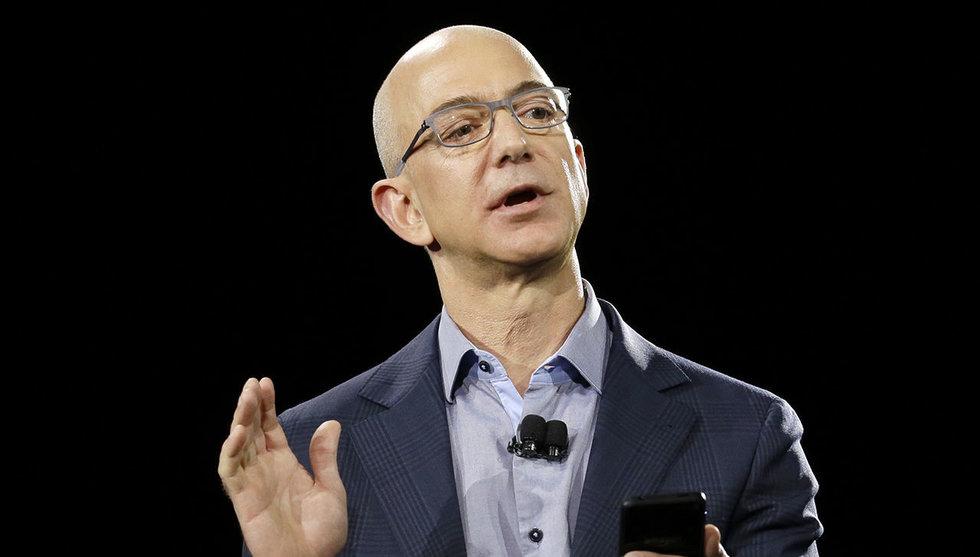 Breakit - Amazon rasar efter svag rapport trots stor försäljningsökning