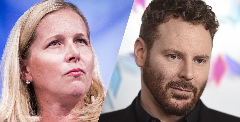 Beviset: Cristina Stenbeck in i Spotifys styrelse – Sean Parker ut