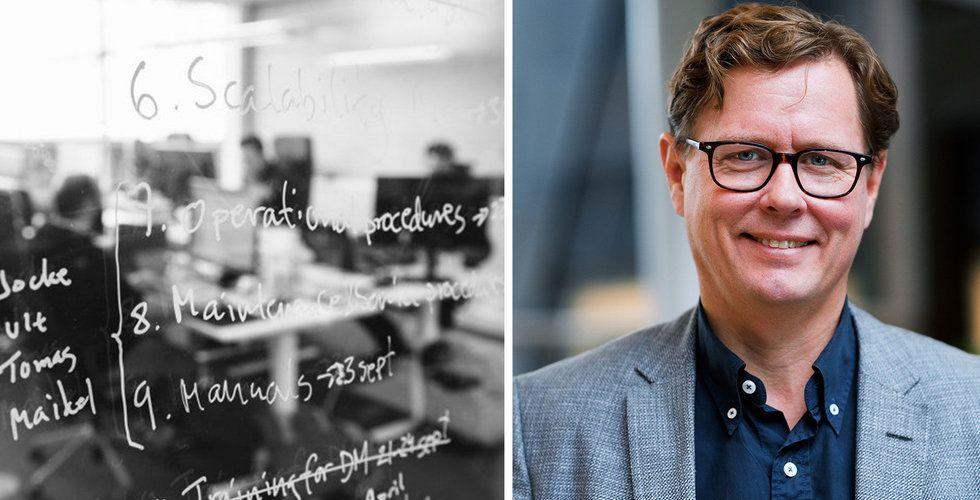 """Svenska säkerhetsdoldisen med 100 anställda: """"Vi är internets låssmed"""""""