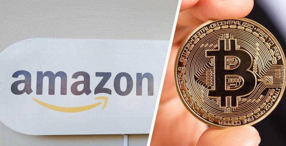 Breakit - Amazon registrerar domäner för kryptovalutor