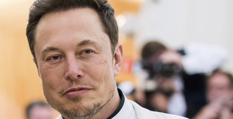 Elon Musk tar bladet från munnen om Saudiarabien