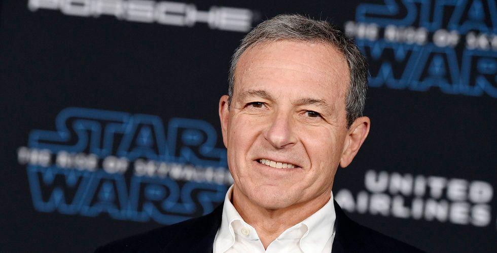 Bob Iger slutar som vd på Disney - blir ny styrelseordförande