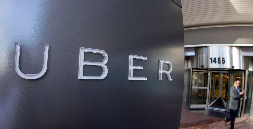 Uber ska investera 100 miljoner dollar i Egypten