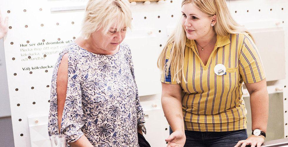 """Breakit - Ikea kör på med sin """"e-handelsbutik"""" i Stockholm"""