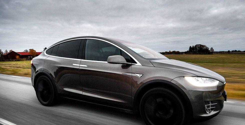 Breakit - Teslas problem – 9 av 10 splitternya bilar behöver lagas