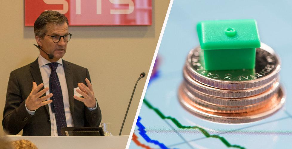 Finansinspektionen om utmanarnas bolån – oro för att svenskarna ska börja låna ännu mer