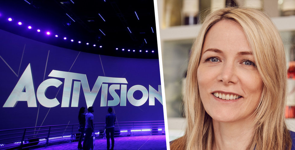 Activision Blizzard utser svenska Anna Malmhake till ny toppchef