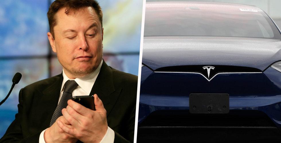 Elon Musk: Tesla kommer lanseras i Indien nästa år