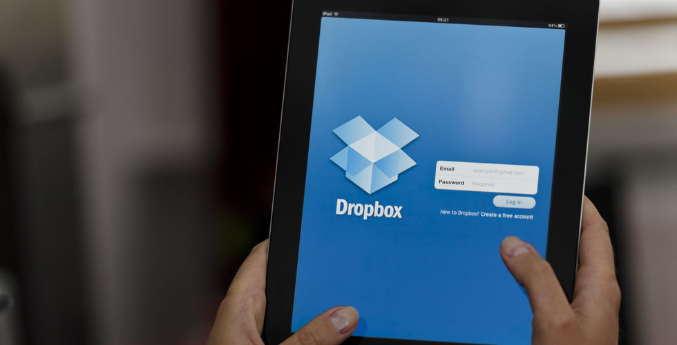 Dropbox andra kvartal bättre än väntat