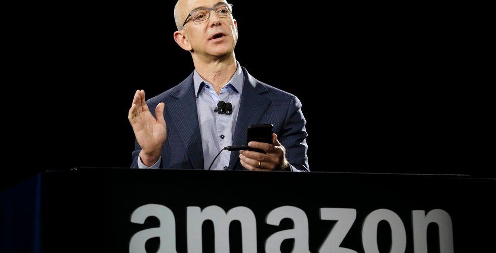 Breakit - Amazon köper GameSparks