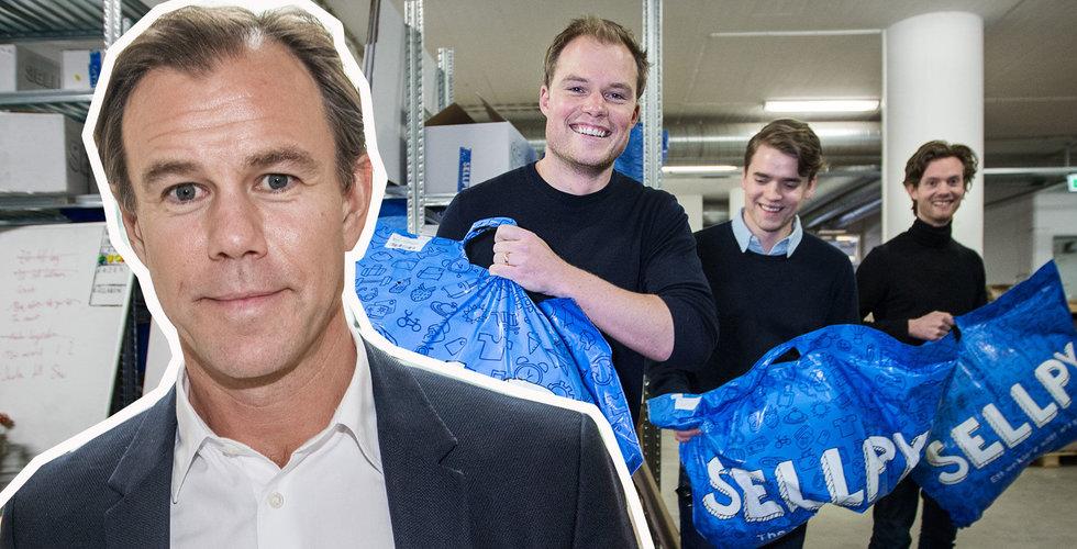 Nya dokument avslöjar – H&M ökar makten när förlusterna växer i Sellpy