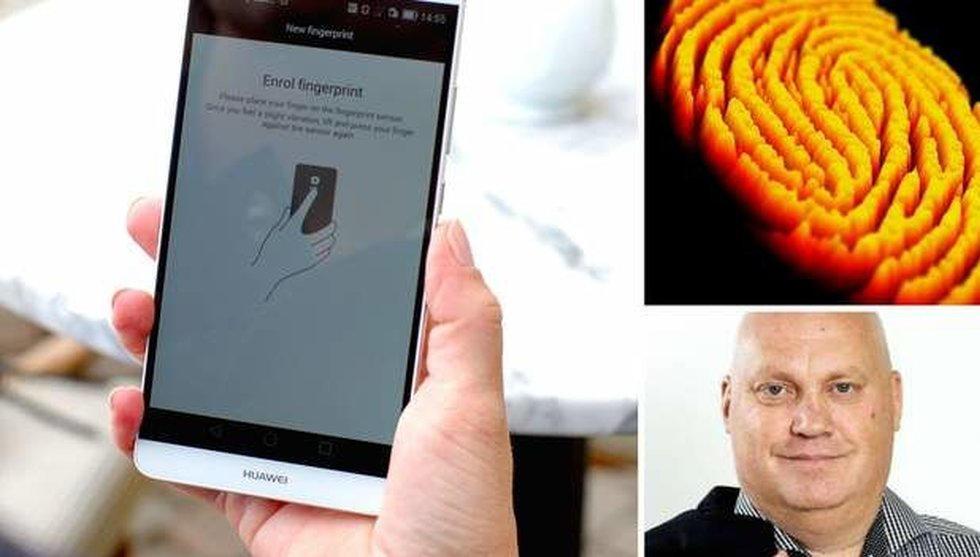 Breakit - Fingerprint köper egna aktier - kan skapa tryck uppåt på kursen