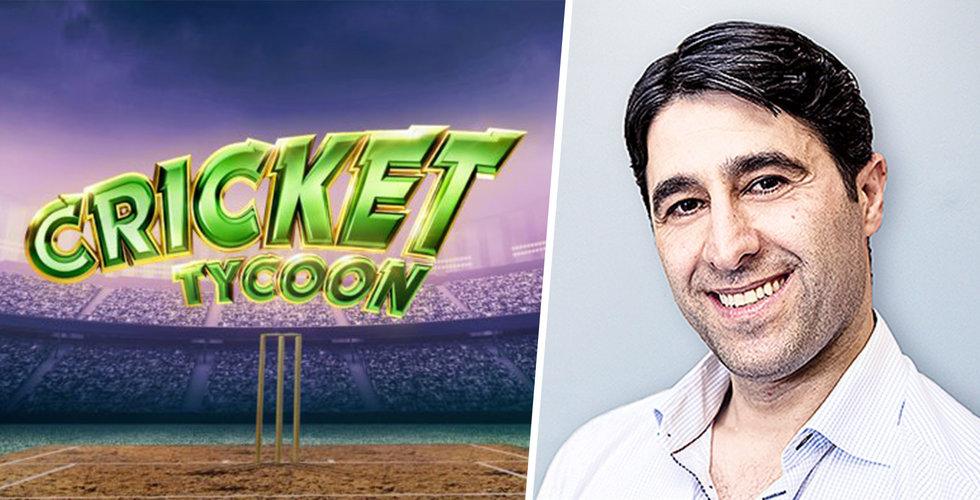 Svenska Wicket Gaming satsar på cricket – tar klivet in på First North