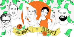Männen bygger miljardbolag på feminism – kvinnor kammar hem noll (och det skaver)